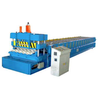 Steel Roof Tile Rollforming Machine